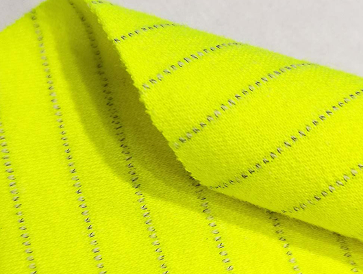 modacrylic cotton FR antistatic fabric