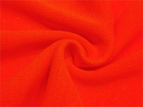 FR hi vis knitted fabric